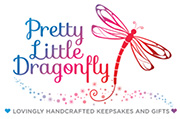 Pretty Little Dragonfly Keepsake Jewelery - Abbies Fund Memory Boxes