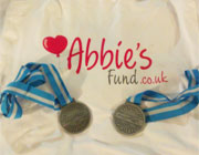 Abbies Fund Memory Boxes Great North Run 2013
