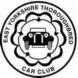 Yorkshire Thoroughbred Car Club for Abbie's Fund Memory Boxes